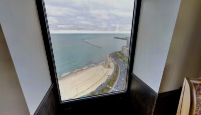 Virtually renovated THREE Bedroom Lake Shore Drive Penthouse
